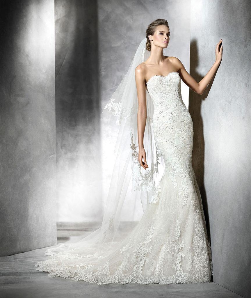 Модели свадебные платьев