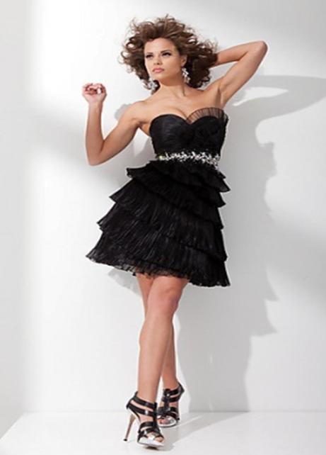 bce7bf33889848c Купить или сшить Маленькое черное платье Ld - 0015 - Купить вечернее ...