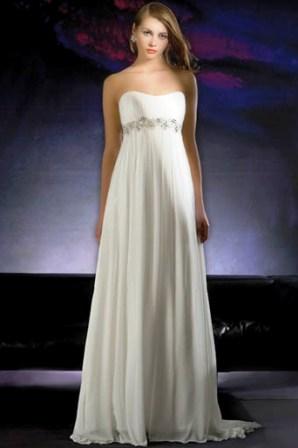 a9126e1b32d Купить или сшить Свадебное платье для беременных WPD - 0011 ...