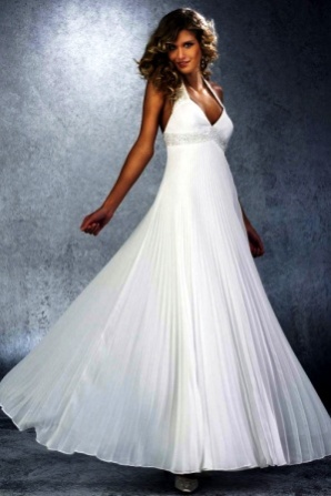 25811b5f5ae Купить или сшить Свадебное платье для беременных WPD - 0025 ...