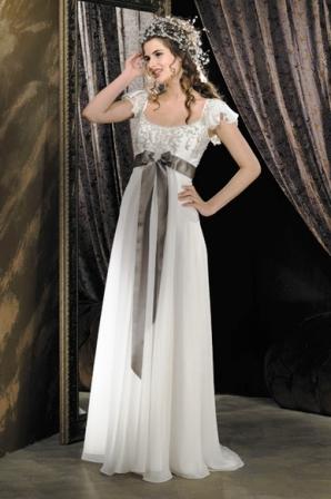 59deae8bd6e Купить или сшить Свадебное платье для беременных WPD - 0030 ...