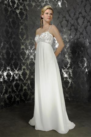 4d95f1698ac Купить или сшить Свадебное платье для беременных WPD - 0031 ...
