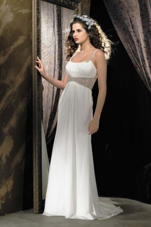 7b1f0fb8e11 Купить или сшить Свадебное платье для беременных WPD - 0032 ...
