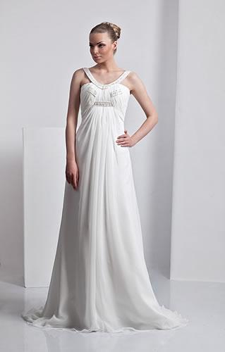 ef043f43d03 Купить или сшить Свадебное платье для беременных WPD - 0040 ...