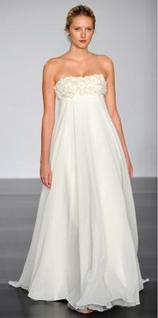 99e996da3c1 Купить или сшить Свадебное платье для беременных WPD - 0043 ...