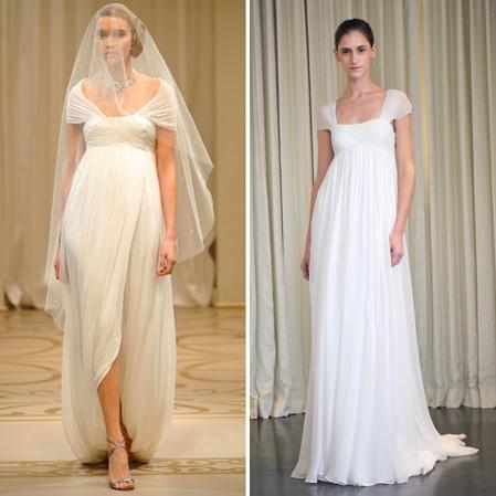 f0c6dfc4f68 Купить или сшить Свадебное платье для беременных WPD - 0045 ...
