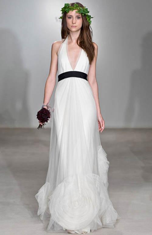 5bce754dc53 Купить или сшить Свадебное платье для беременных WPD - 0061 ...