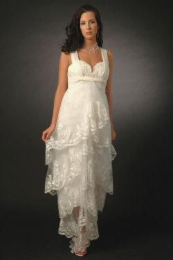 cdaaccf7189 Купить или сшить Свадебное платье для беременных WPD - 0068 ...