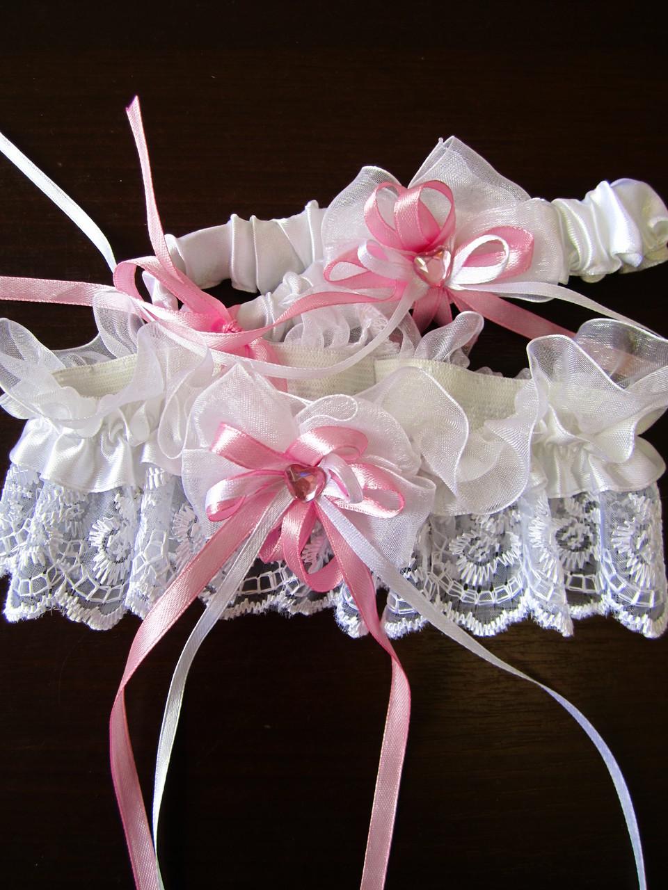 Подвязка невесты сшить